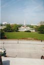 Looking towards the Monument from the Capitol, Washington DC
